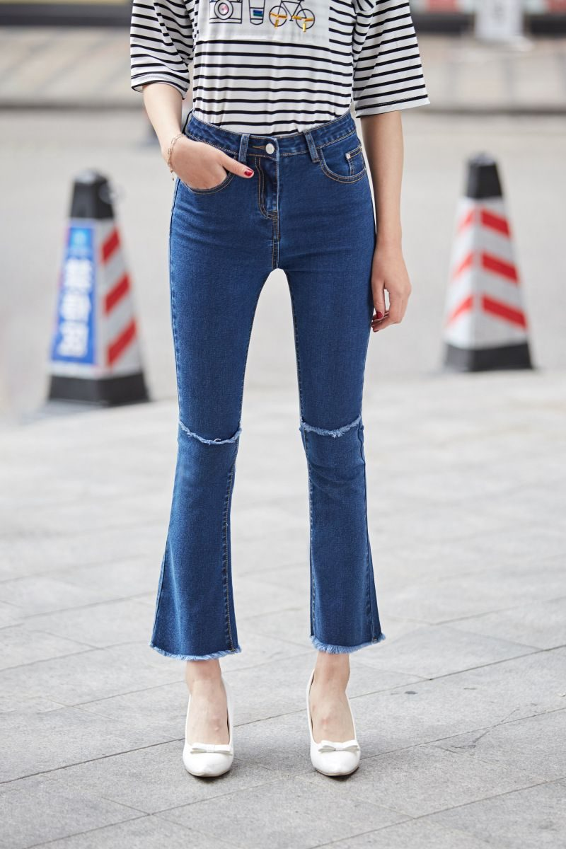 2018 Ankle Length Jeans For Women Best Ideas How To Wear Them In Real Life (14)