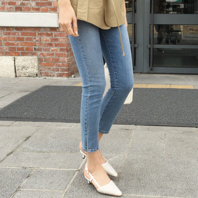 2018 Ankle Length Jeans For Women Best Ideas How To Wear Them In Real Life (17)