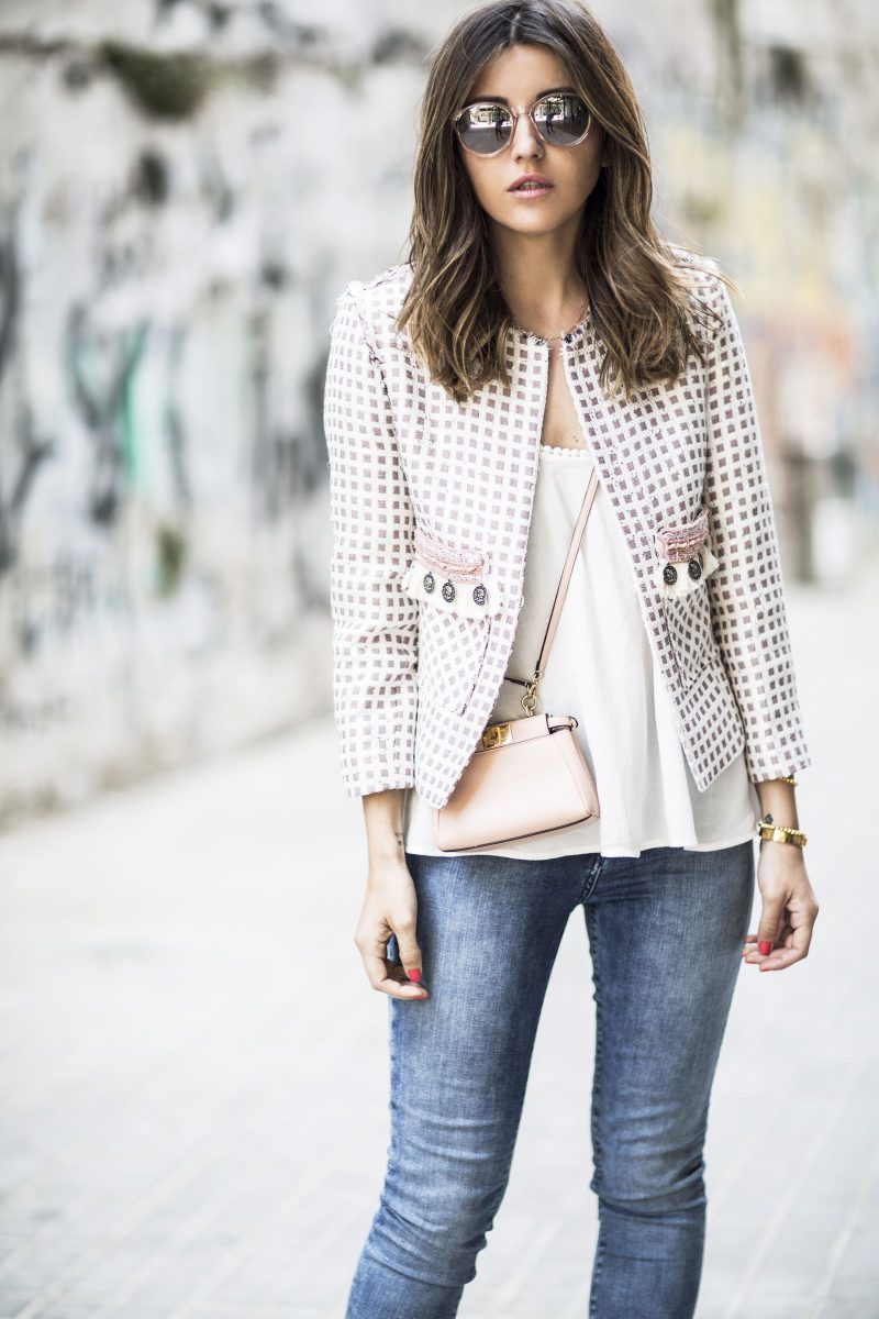 2018 Awesome Blazers For Women Inspiring Street Style Looks (1)