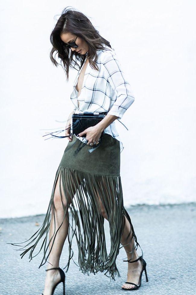 30 Fringe Fashion Pieces 2020