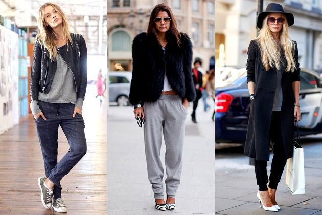 2018 Best Jogger Pants For Women Street Style Ideas And Tips (27)