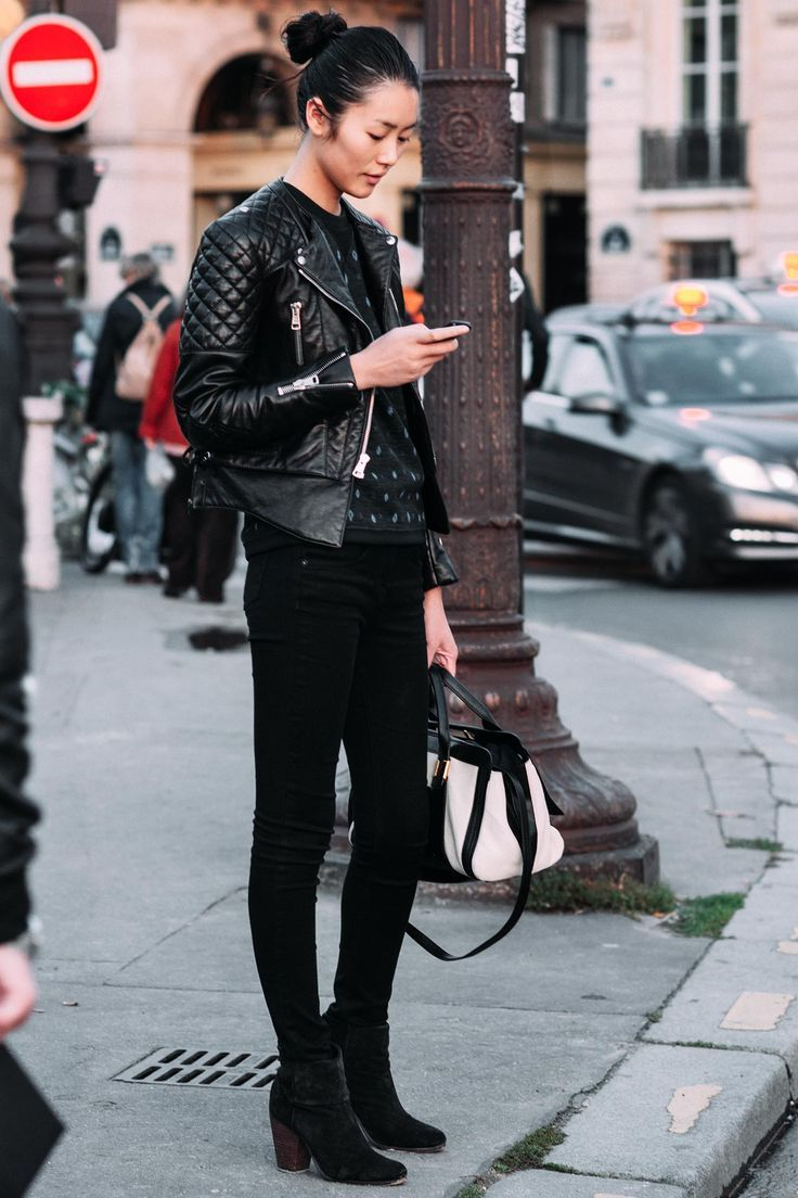 30 Statement Leather Looks For Women 2020