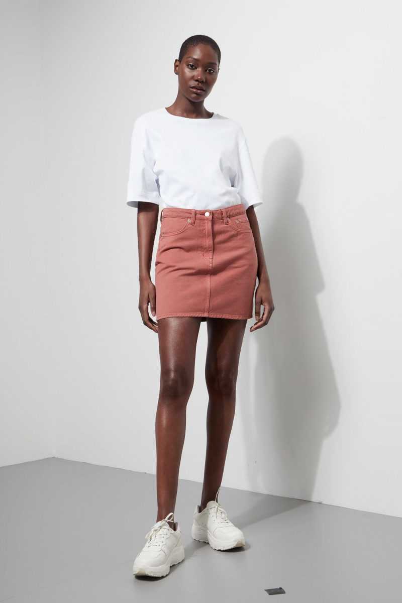 2018 Best Summer Mini Skirts And Shoes Combos For Women (16)