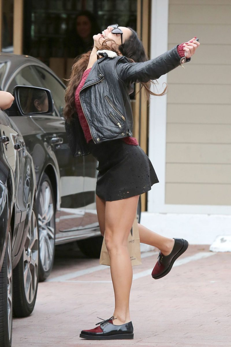 2018 Best Summer Mini Skirts And Shoes Combos For Women (24)