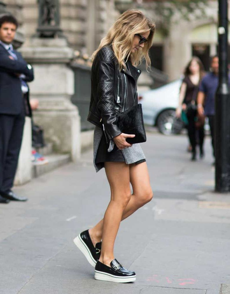 2018 Best Summer Mini Skirts And Shoes Combos For Women (3)