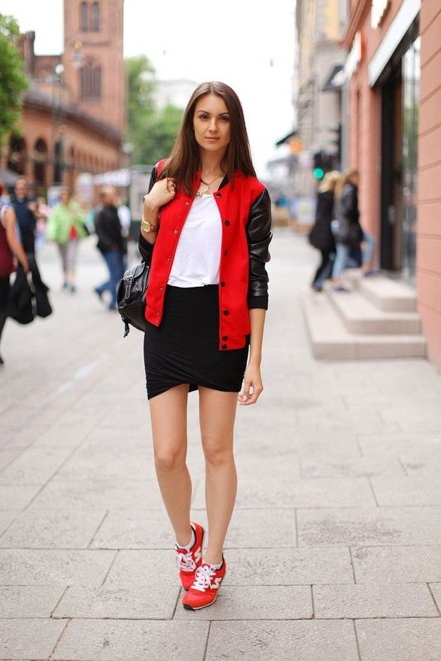 2018 Best Summer Mini Skirts And Shoes Combos For Women (39)