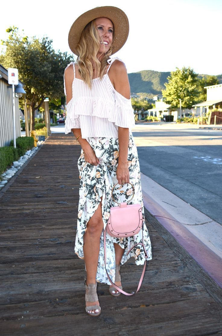 2018 Bohemian Fashion Must Haves For Women Street Style Inspiration (15)