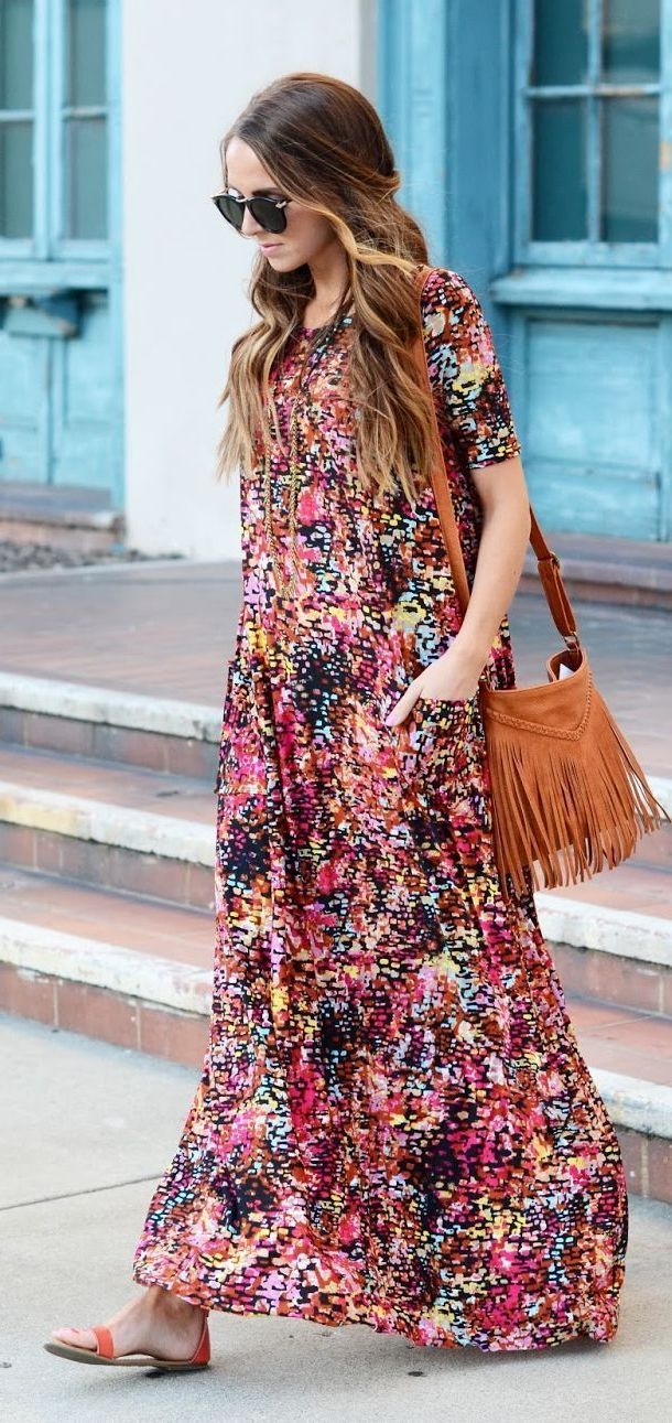 2018 Bohemian Fashion Must Haves For Women Street Style Inspiration (17)
