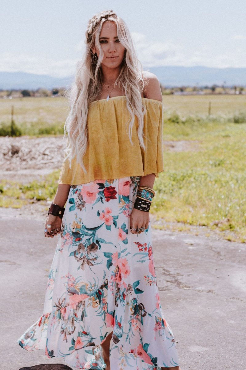 2018 Bohemian Fashion Must Haves For Women Street Style Inspiration (20)