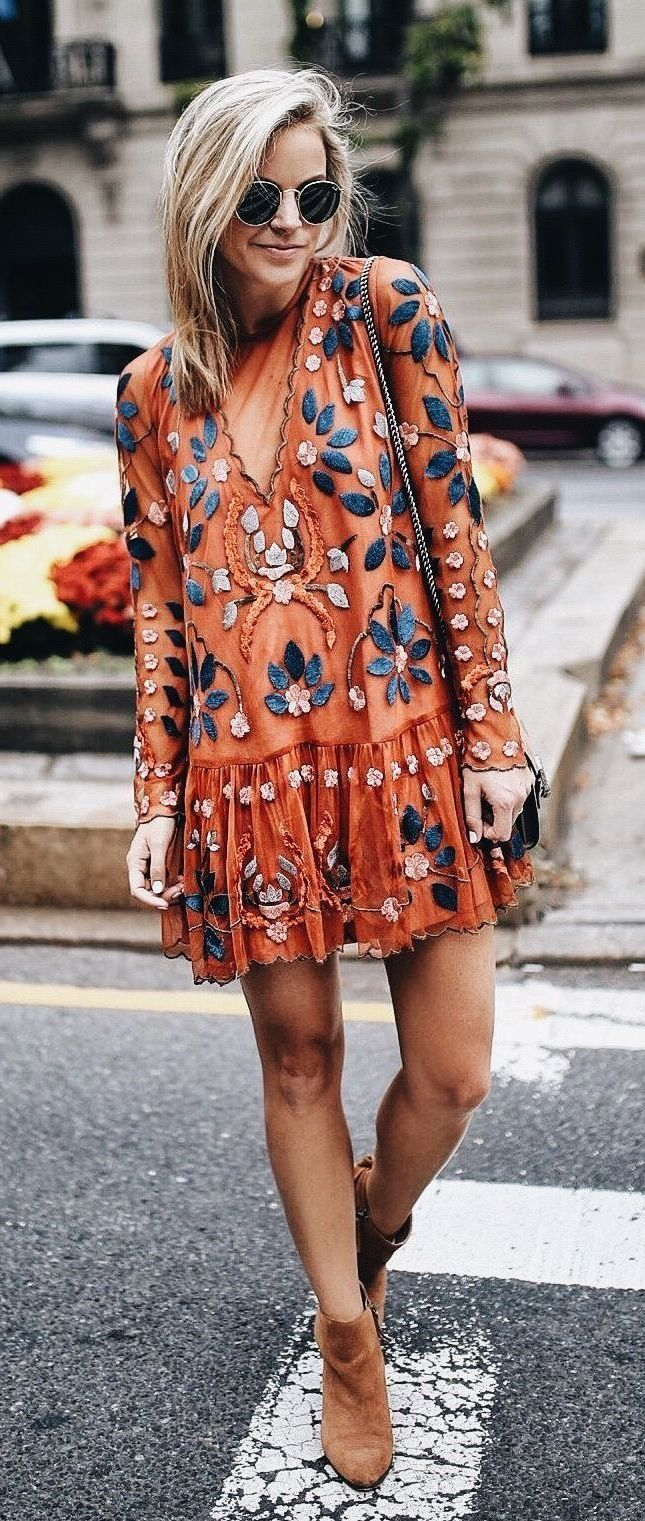 2018 Bohemian Fashion Must Haves For Women Street Style Inspiration (34)