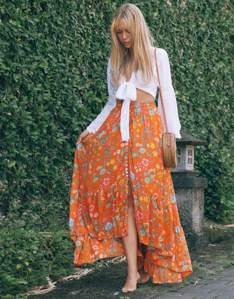 2018 Bohemian Fashion Must Haves For Women Street Style Inspiration (70)