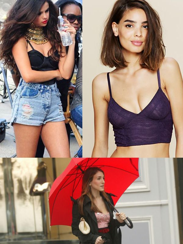 2018 Bustier Tops For Women Inspiring Looks To Copy This Year (31)