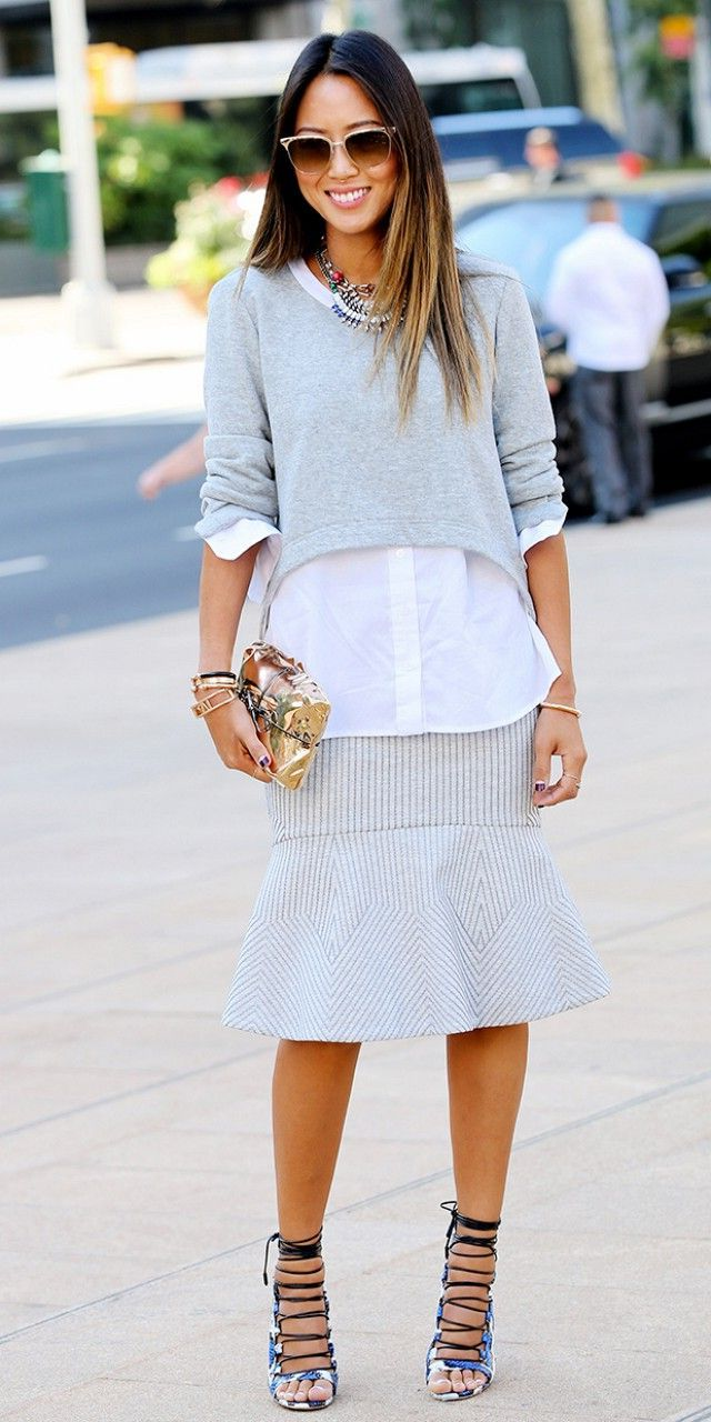 51 Casual Chic Street Style Ideas 2021