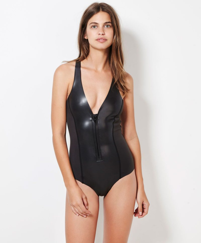 18 Leather Swimsuits For Summer 2019