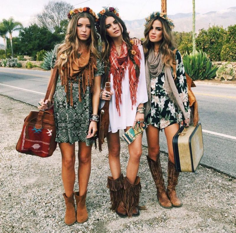 fabulous outfits hippies 2019 clothing