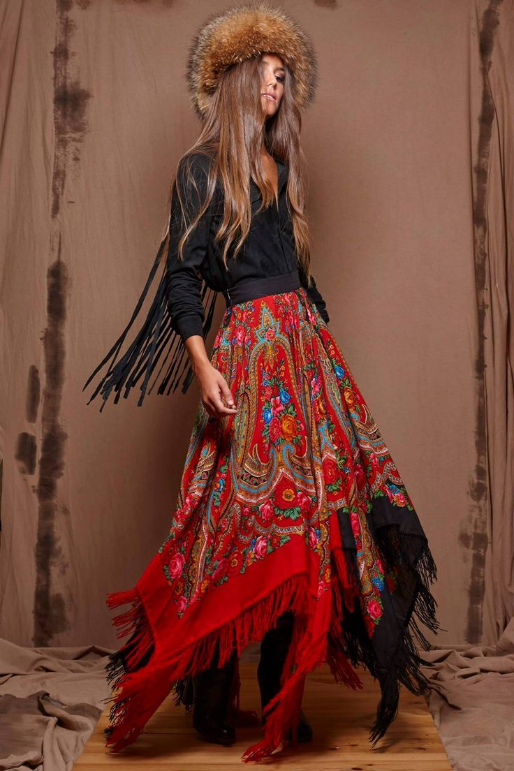 34 Modern Hippie Fashion Style 2019