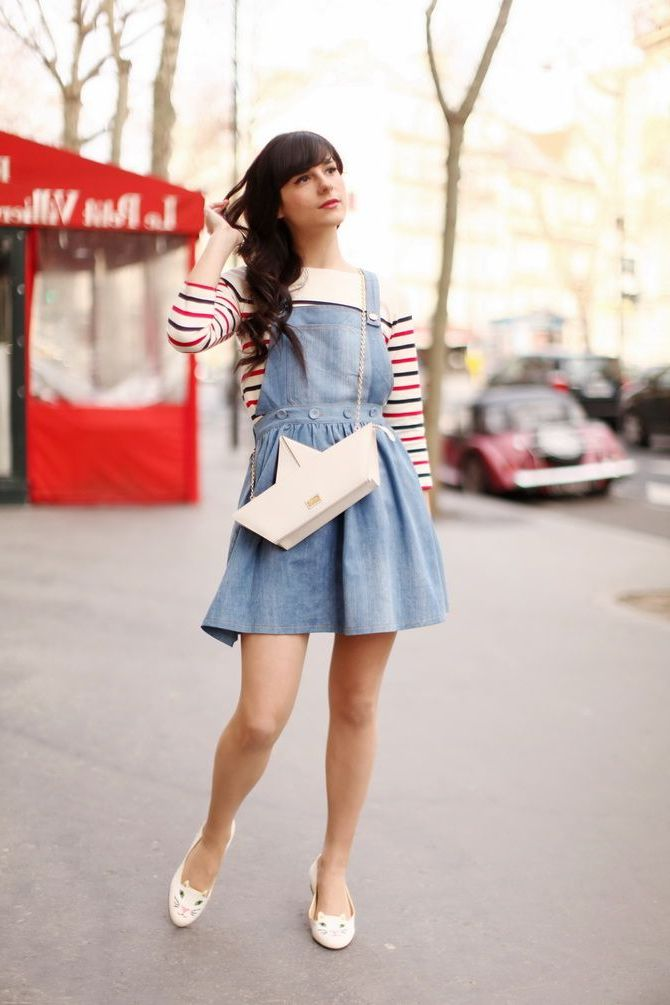 2018 Nautical Fashion Trend For Women Best Street Style Ideas (18)