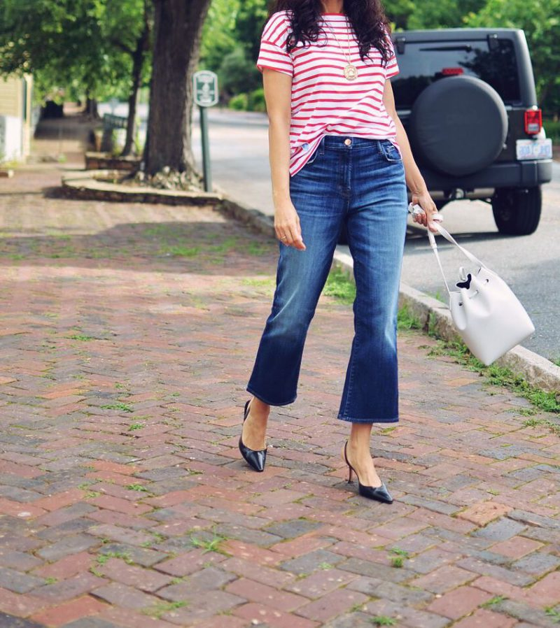 2018 Nautical Fashion Trend For Women Best Street Style Ideas (25)