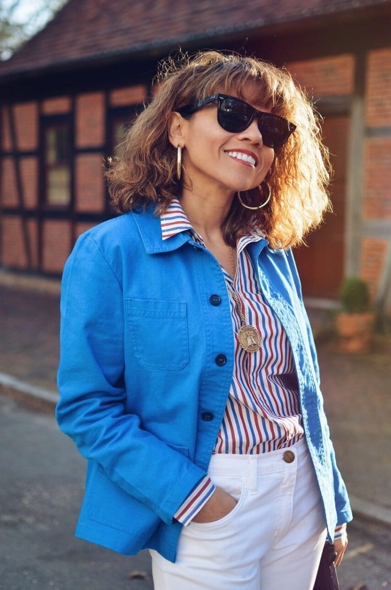 2018 Nautical Fashion Trend For Women Best Street Style Ideas (31)