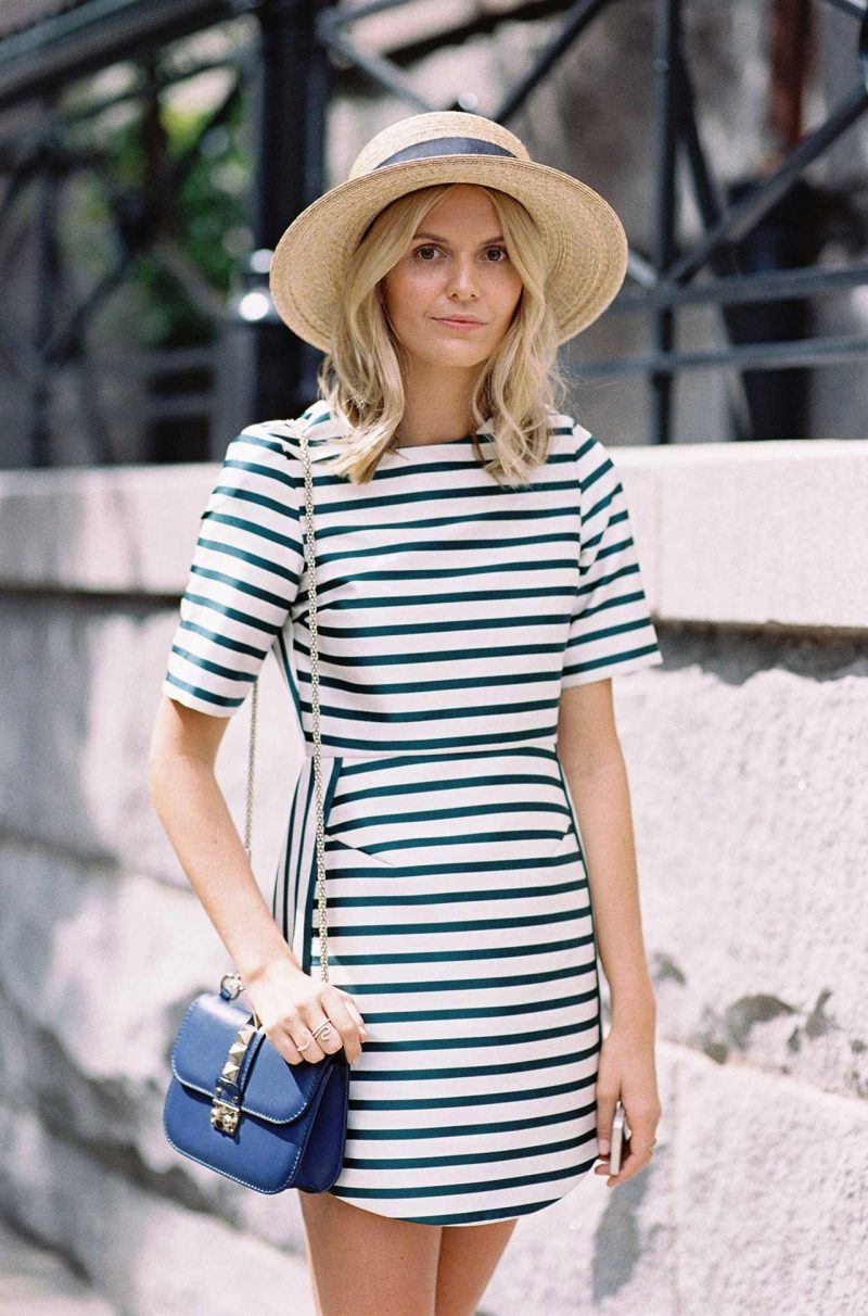 2018 Nautical Fashion Trend For Women Best Street Style Ideas (38)