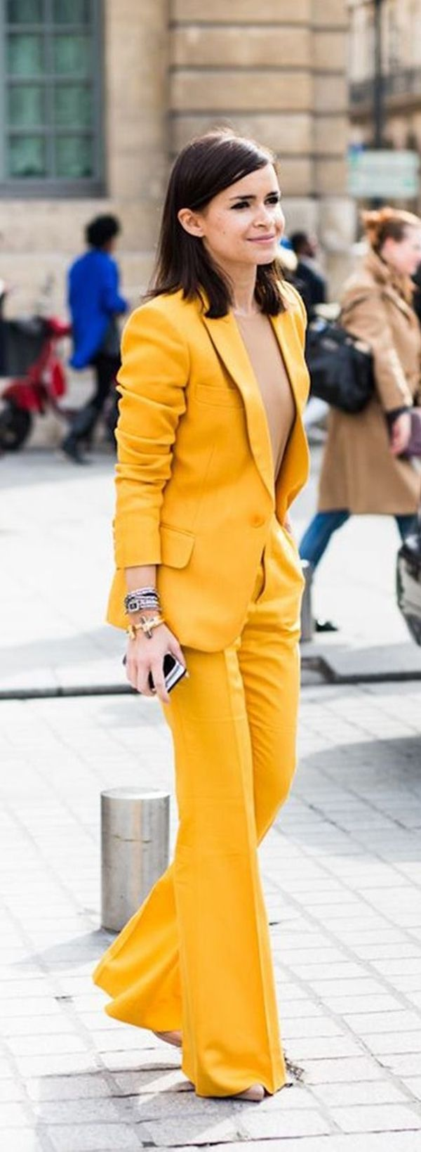 36 Beautiful Women S Suits For Work 2021 Fashiontrendwalk Com