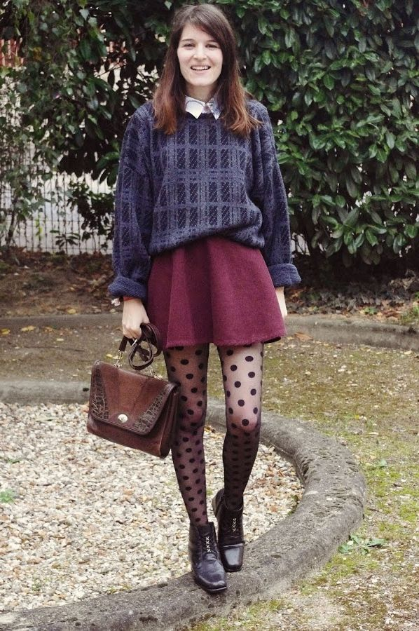 33 Patterned Tights 2020