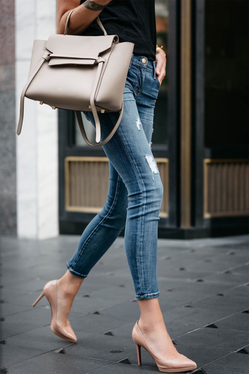 What Shoes Look Awesome With Skinny Jeans 2020