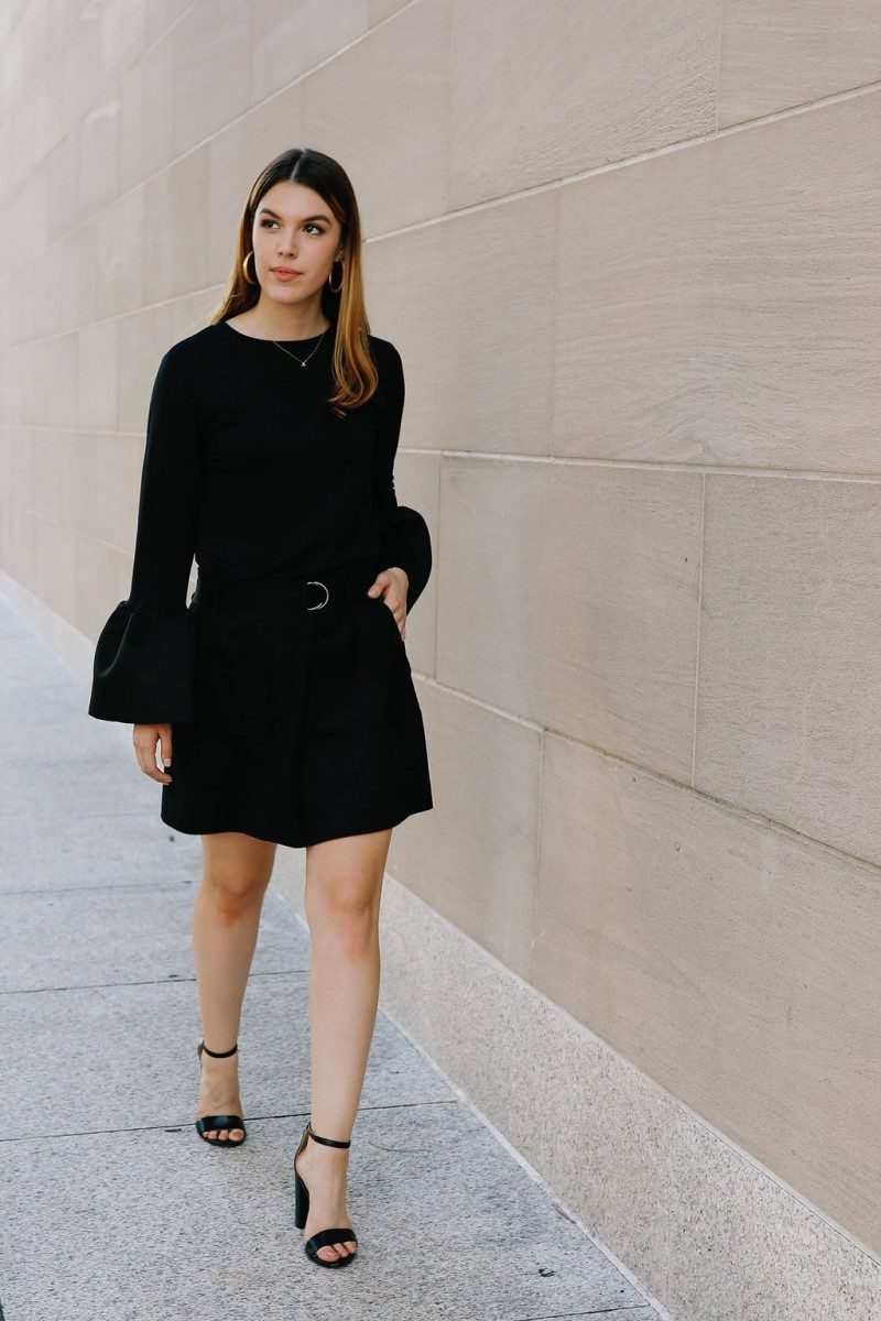 28 All Black Looks For Summer 2019