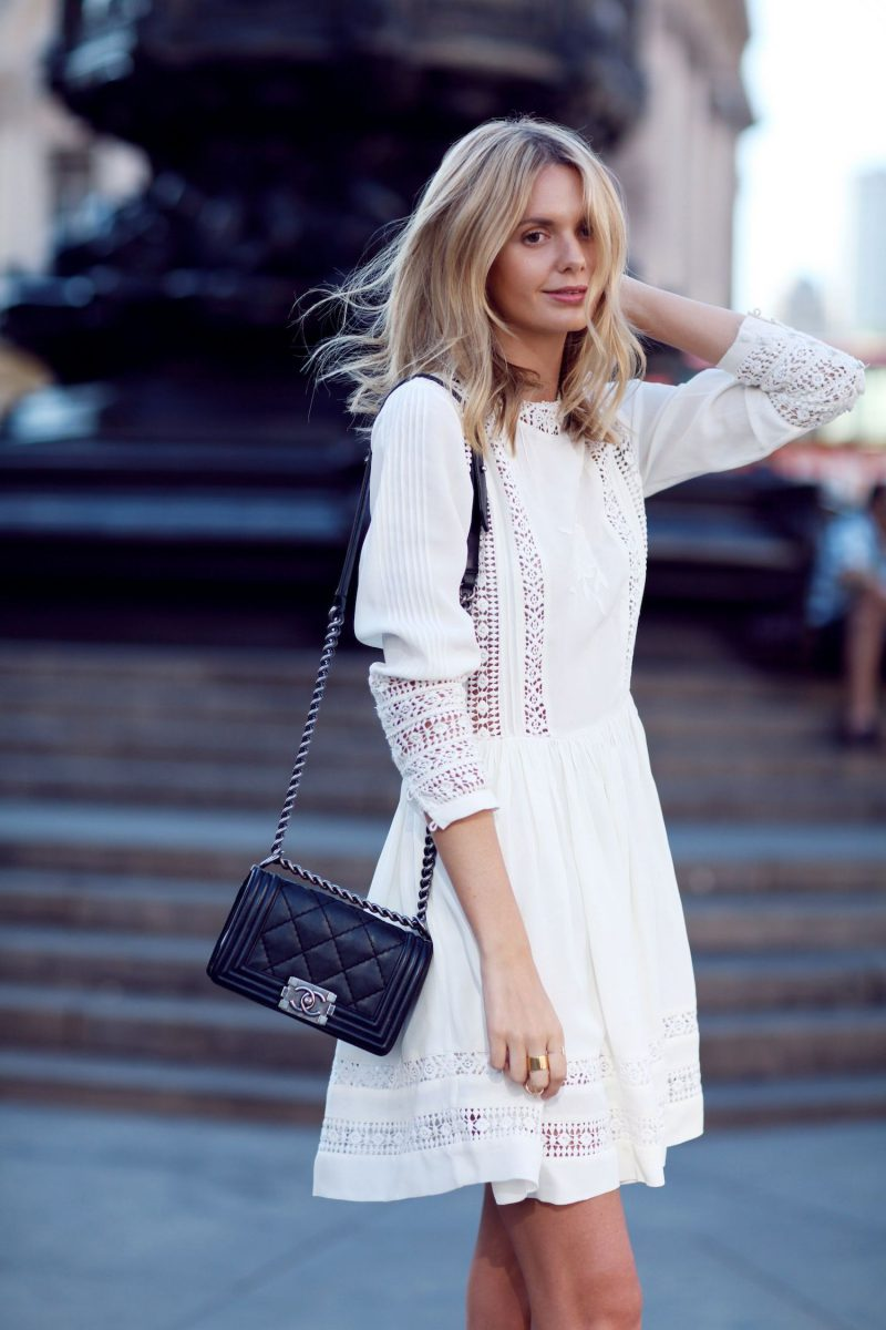 43 All White Summer Outfits For Women 2019