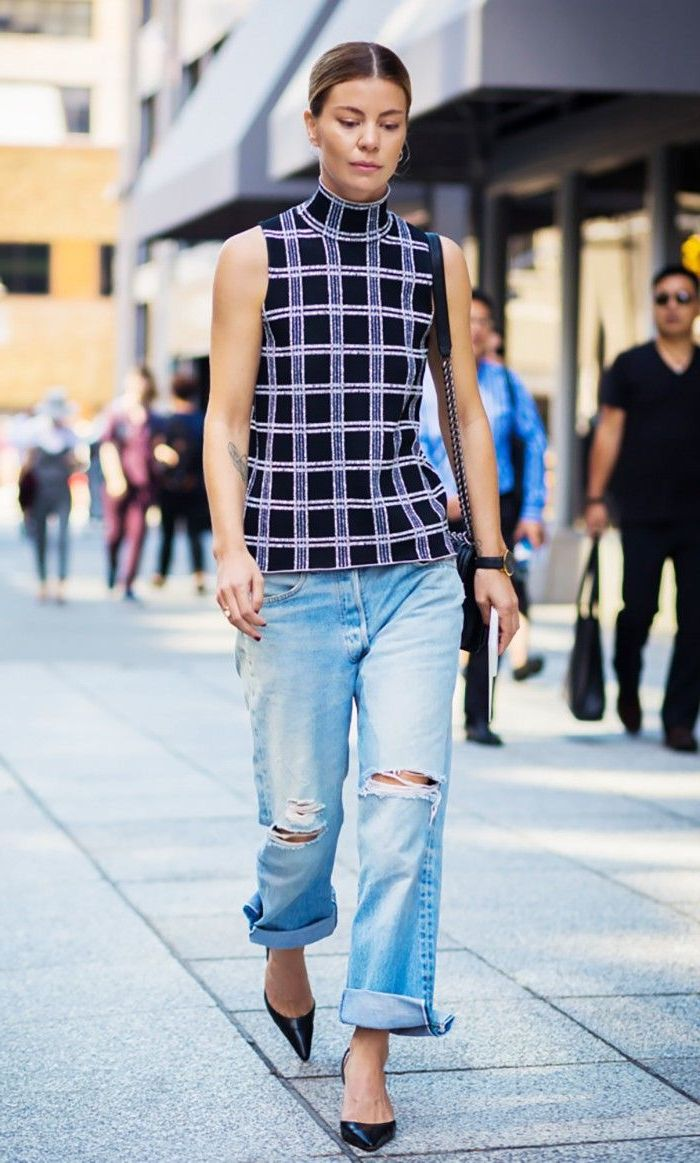 How To Wear Boyfriend Clothes This Summer 2020