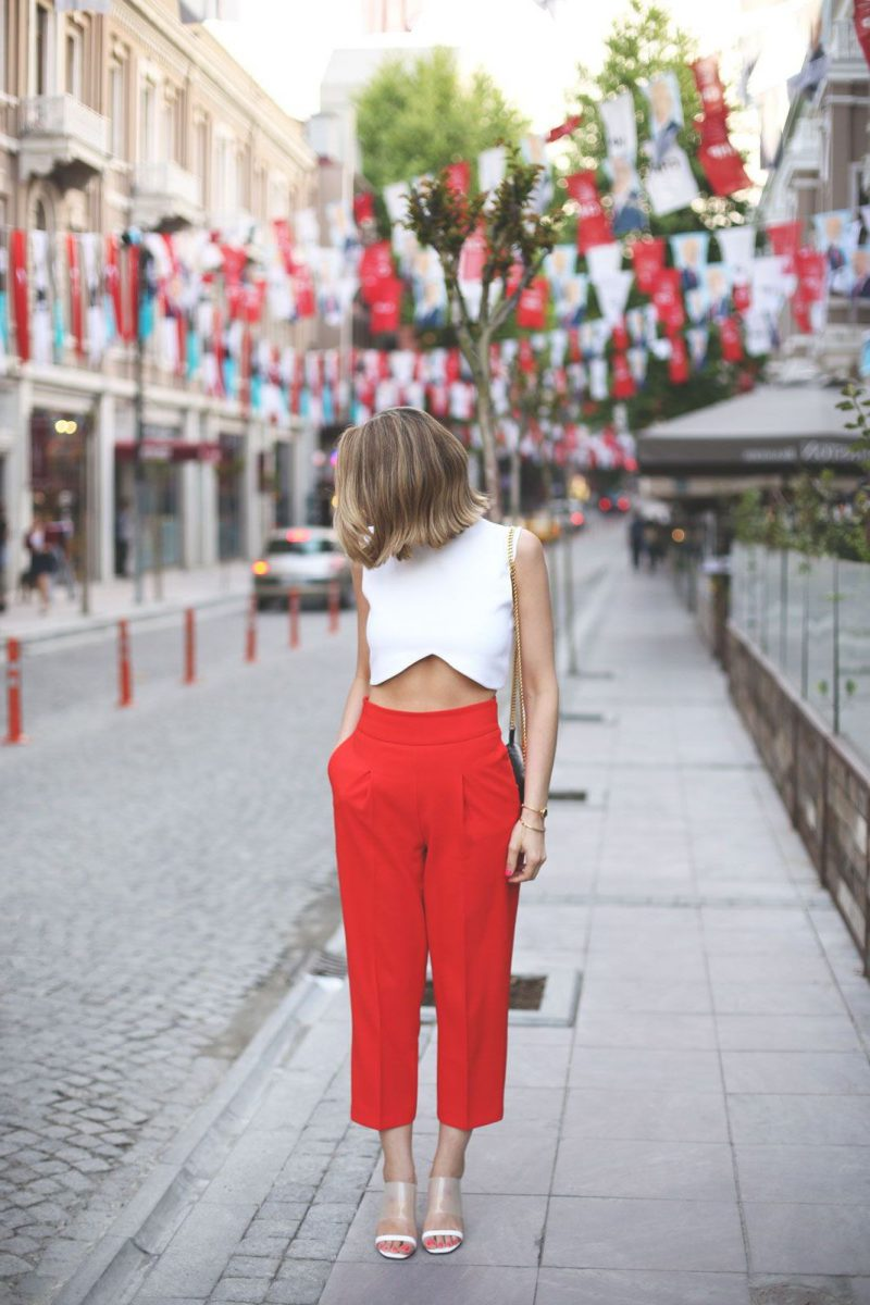 How To Wear Cropped Pants This Summer 2020