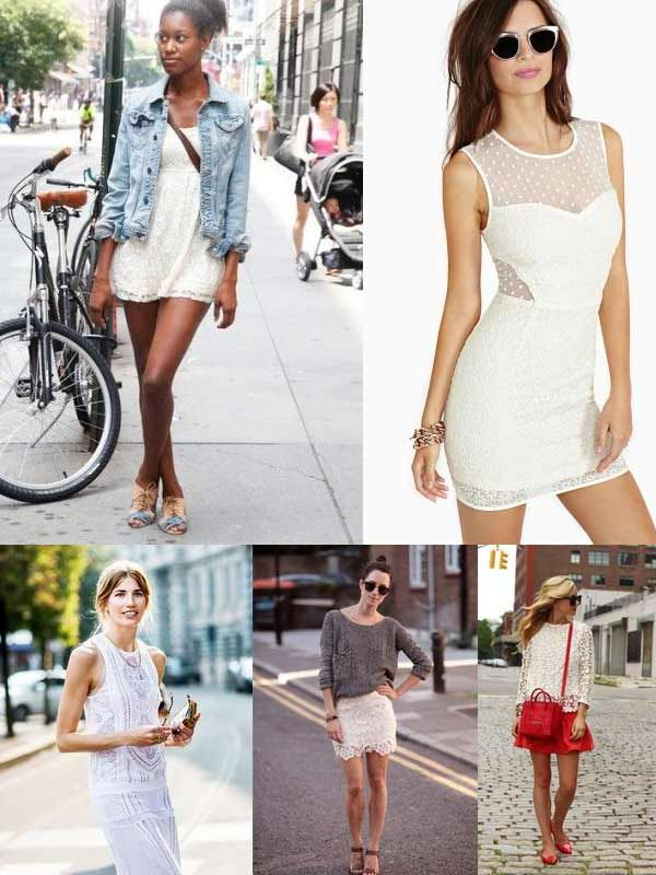 59 Ways To Wear Lace This Summer 2020