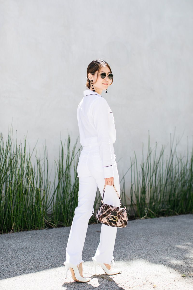 How To Wear Monochrome Looks This Summer 2019