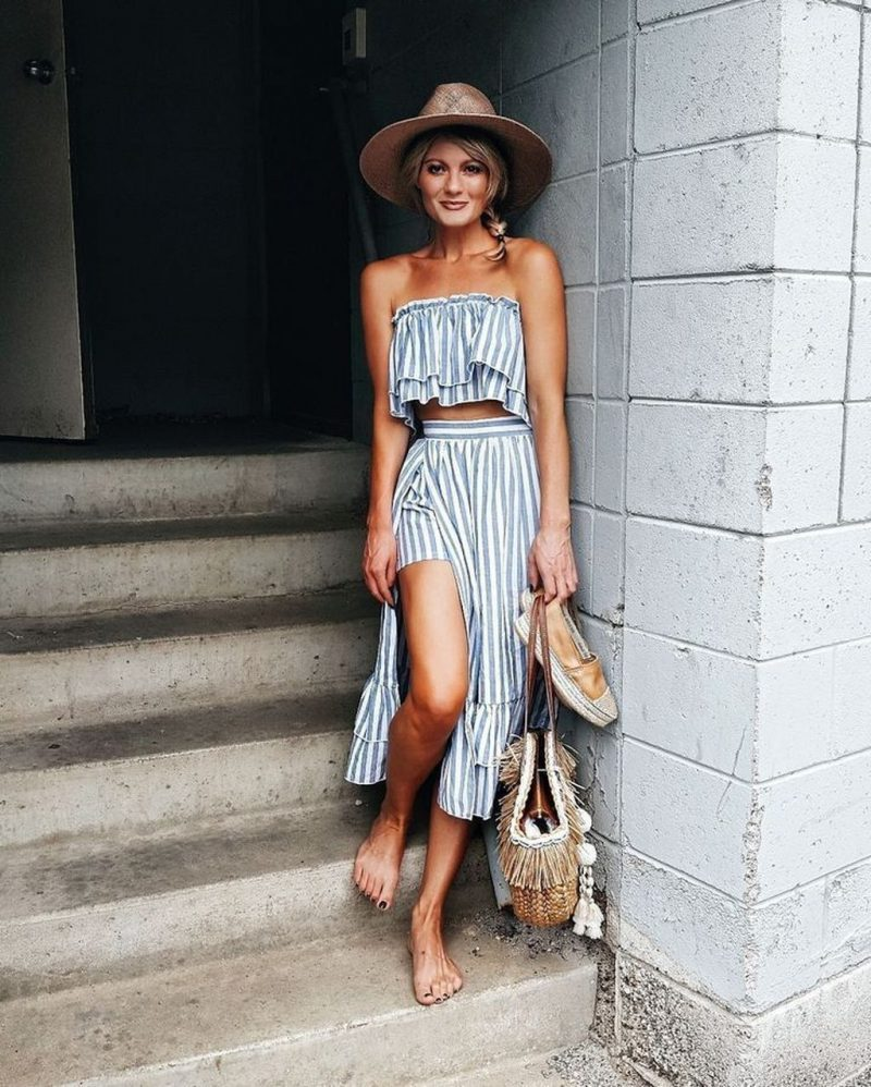 43 Summer Must-Have Fashion Combinations 2020