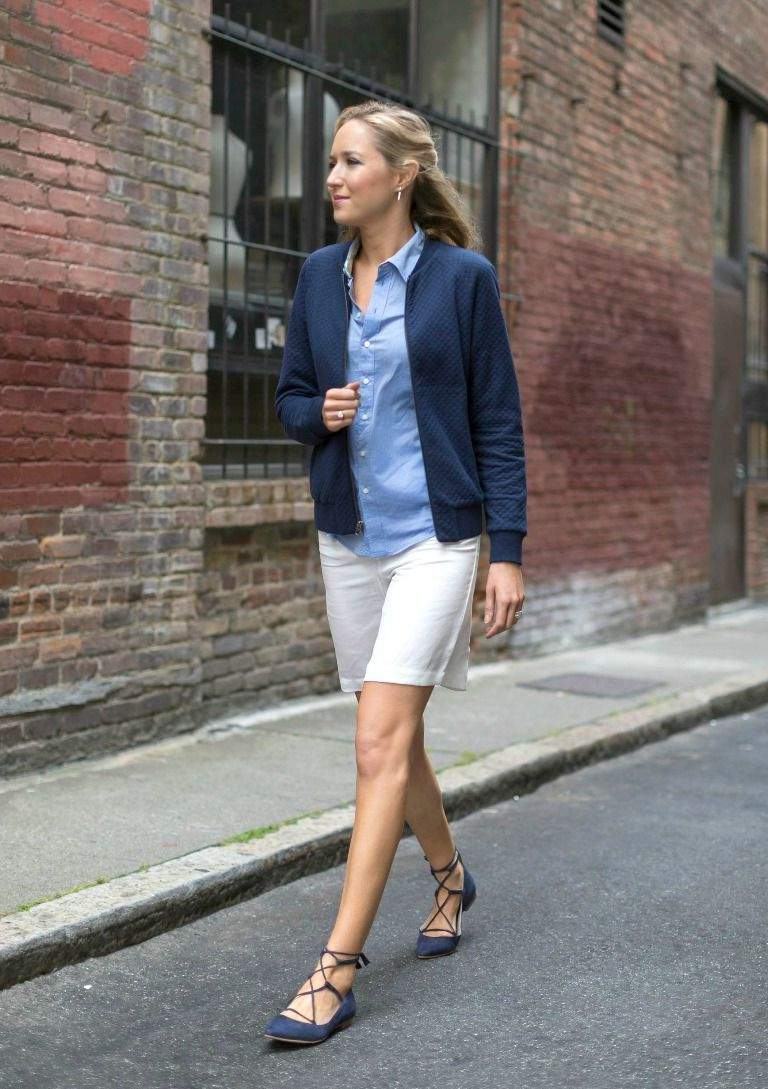 How to Wear Shorts to Work This Summer 2019