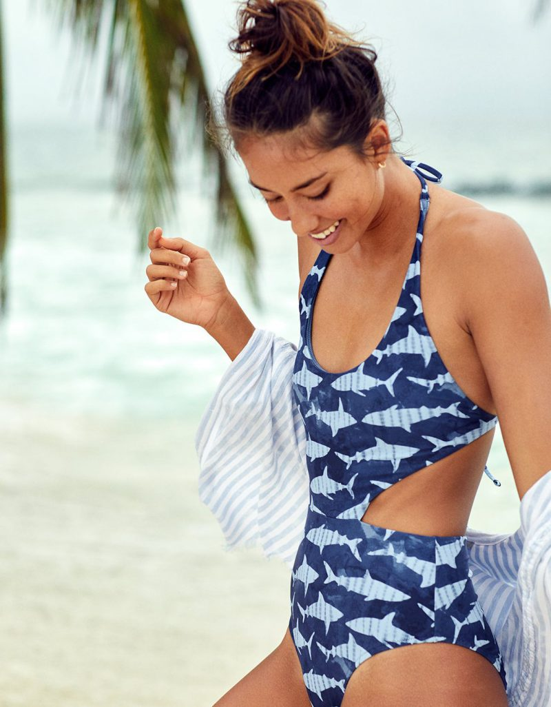 27 One-piece swimsuits For Summer 2020