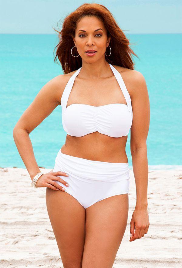 2018 Summer Plus Size Swimwear Trends For Women (11)