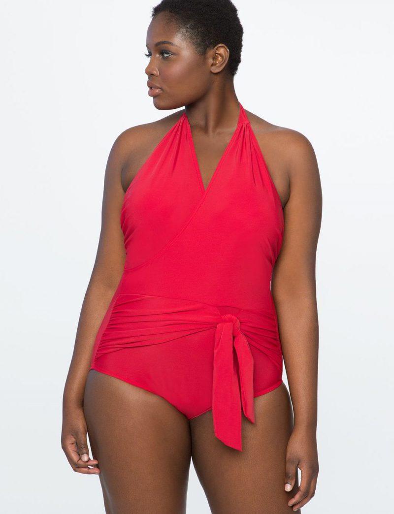 2018 Summer Plus Size Swimwear Trends For Women (14)