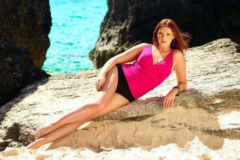 2018 Summer Plus Size Swimwear Trends For Women (22)
