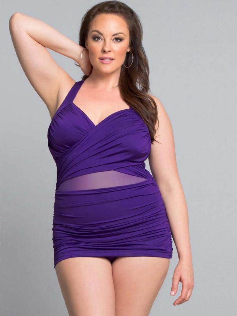 Summer Swimwear For Plus Size 2019