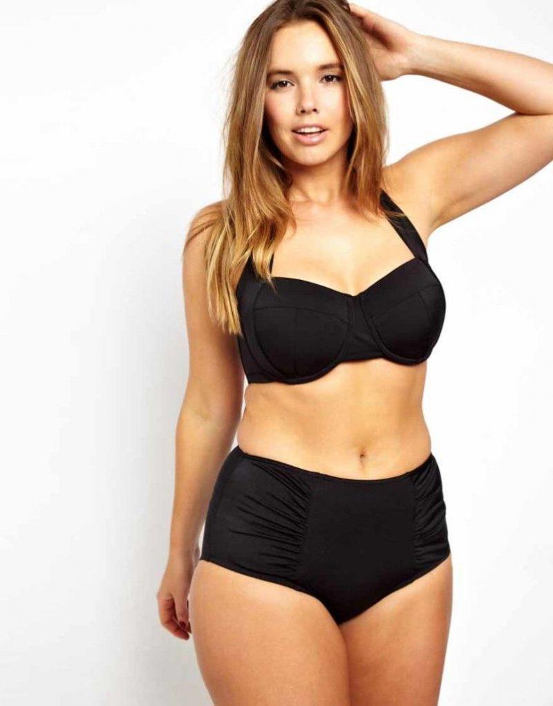 2018 Summer Plus Size Swimwear Trends For Women (6)