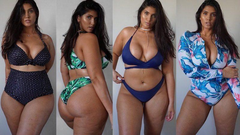 2018 Summer Plus Size Swimwear Trends For Women (9)
