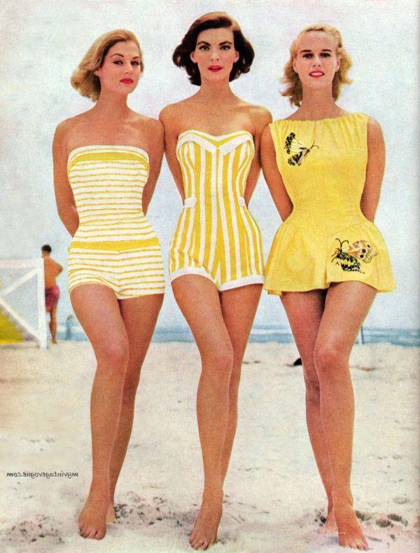 36 Summer Retro Swimsuits For Women 2021