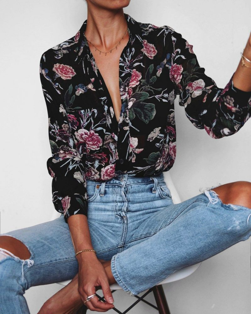 31 Summer Floral Print Looks 2020