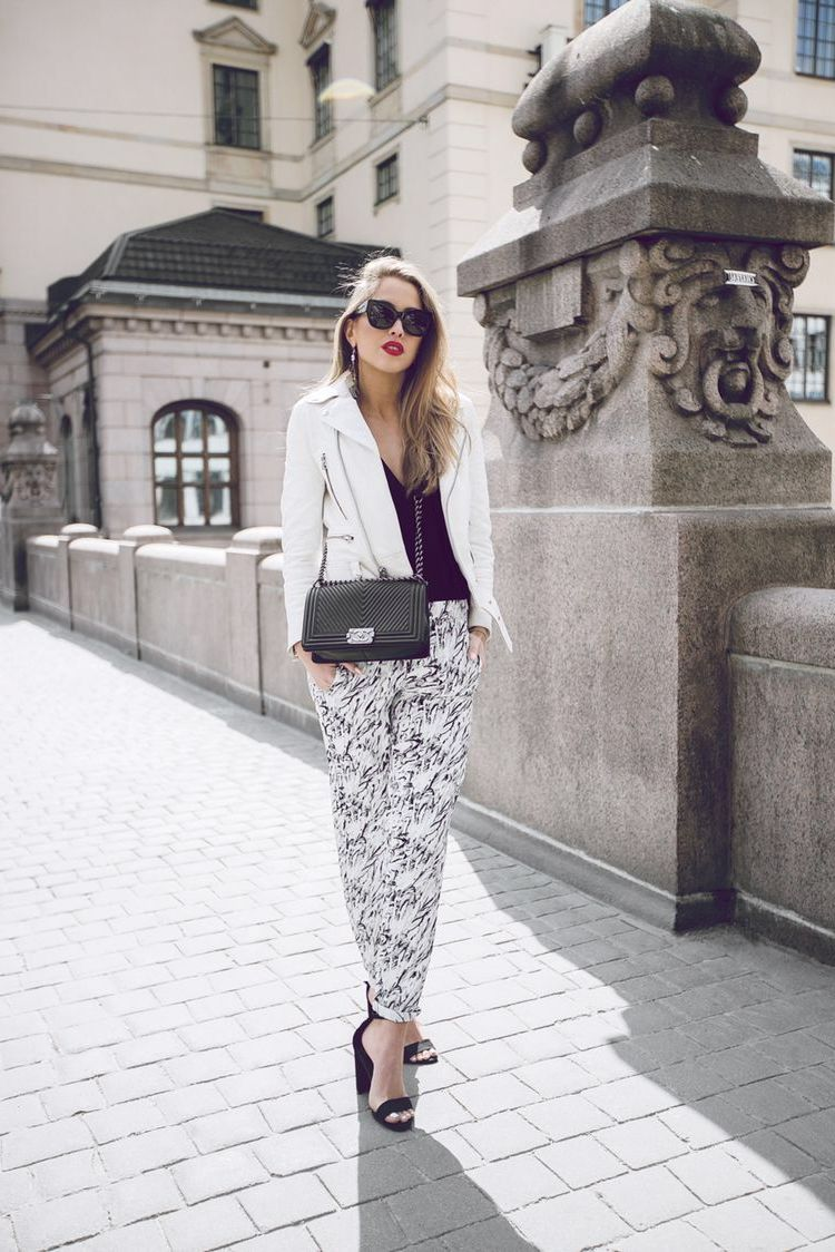 2018 White Outfit Ideas For Women Best Street Style Ideas (16)