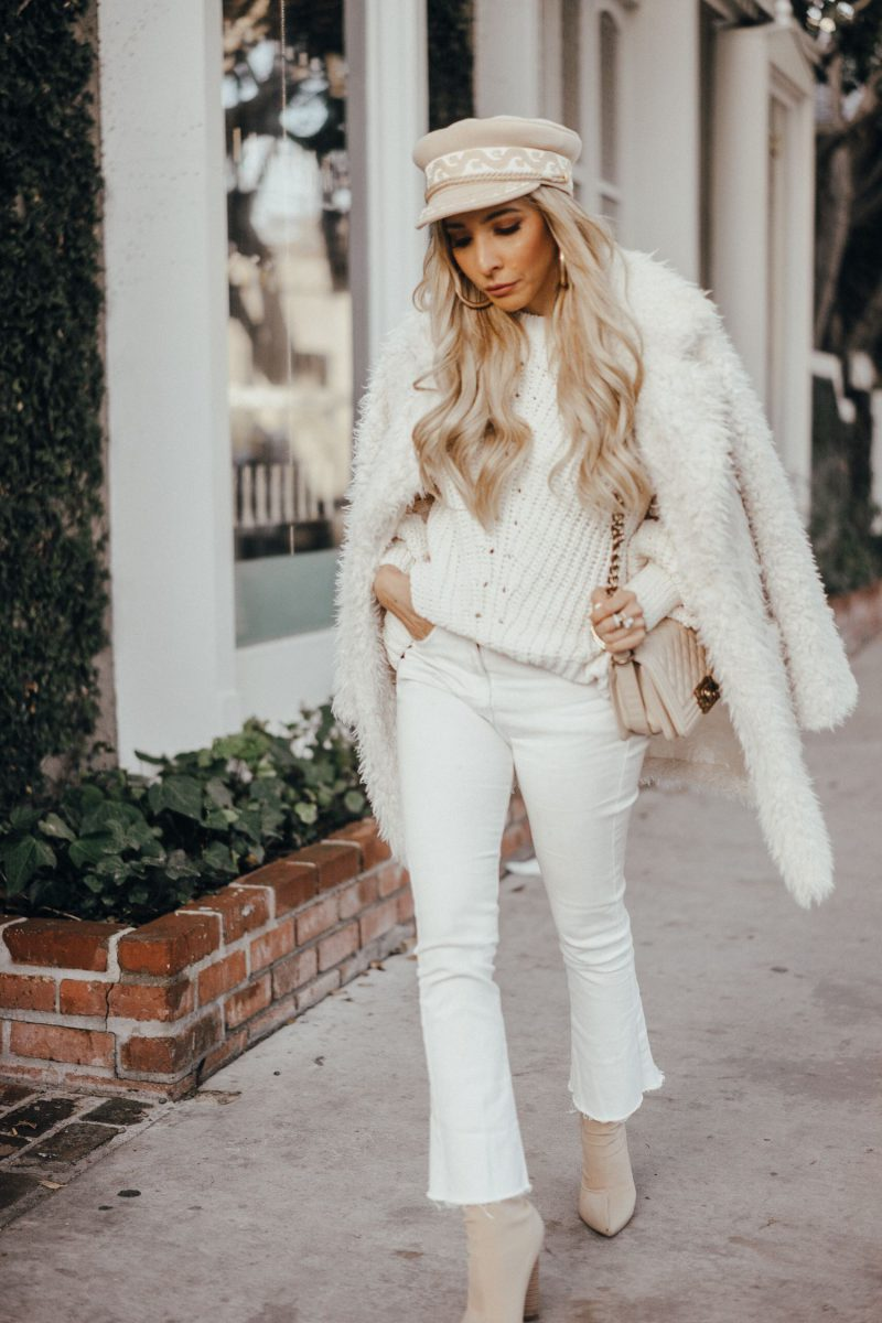 2018 White Outfit Ideas For Women Best Street Style Ideas (19)