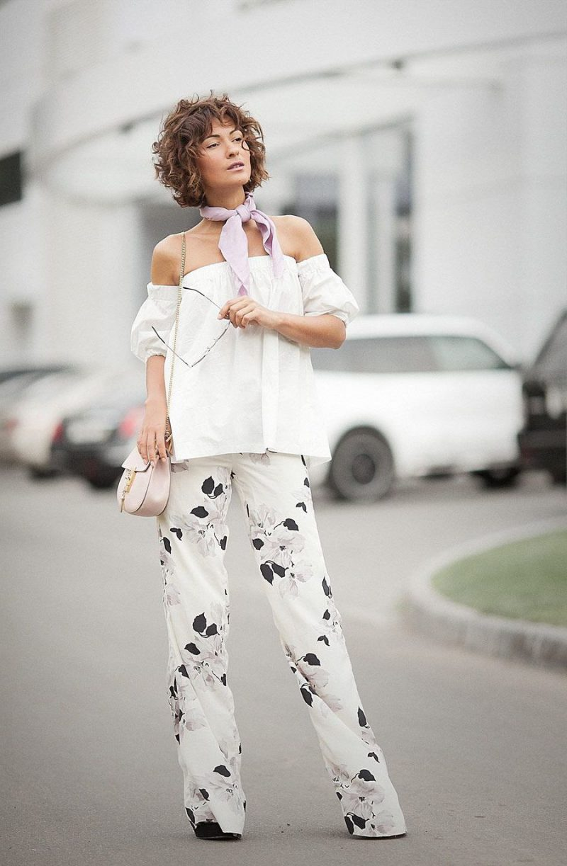 2018 White Outfit Ideas For Women Best Street Style Ideas (20)