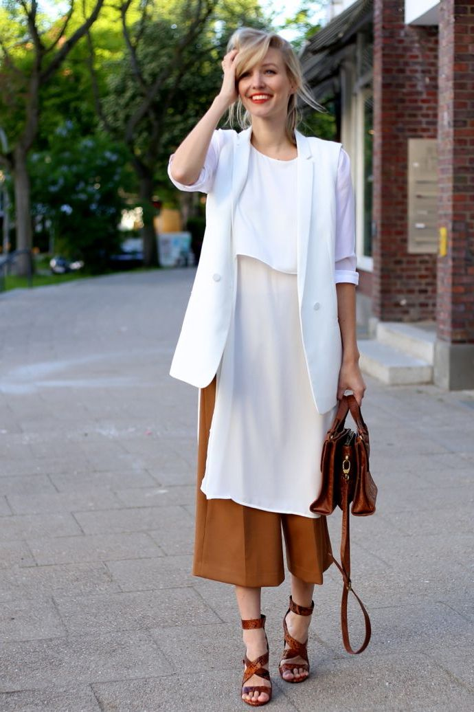 2018 White Outfit Ideas For Women Best Street Style Ideas (24)