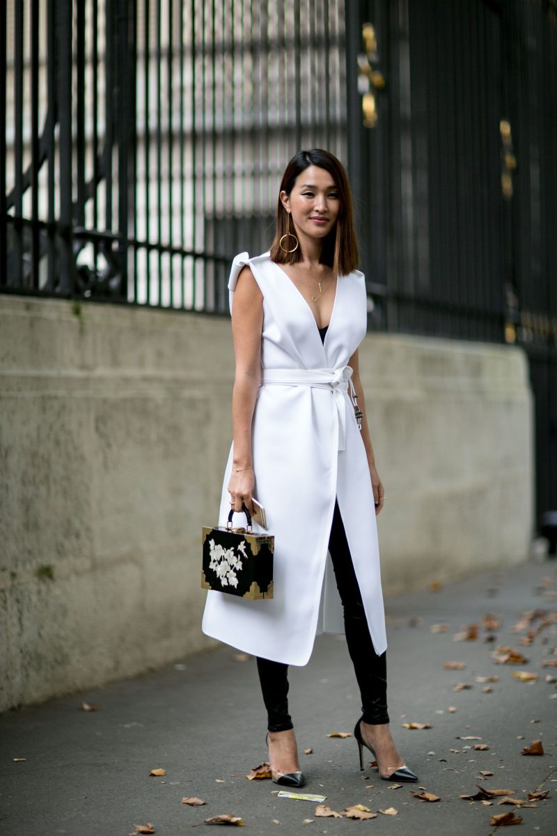 2018 White Outfit Ideas For Women Best Street Style Ideas (3)