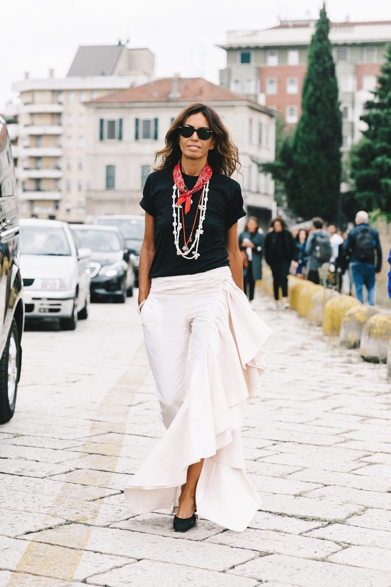 2018 White Outfit Ideas For Women Best Street Style Ideas (6)